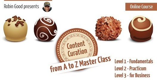 Content Curation from A to Z: An Online Course with Robin Good
