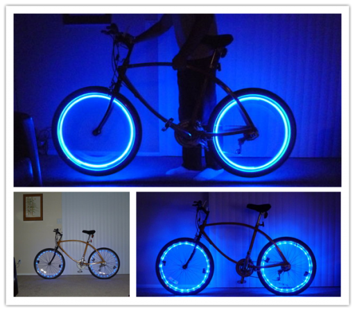 How To Make Cool LED Bicycle Rim Lights | How To Instructions