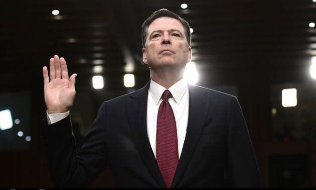 Comey says Trump did direct him to drop Flynn probe
