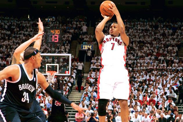 Nets vs. Raptors: Game 5 Score and Twitter Reaction from 2014 NBA Playoffs