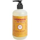 Mrs Meyers Hand Soap, Apple Cider Scent - 12.5 fl oz