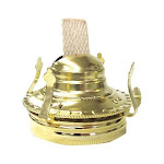 21st Century Product L27PB Mason Jar Burner Polish Brass