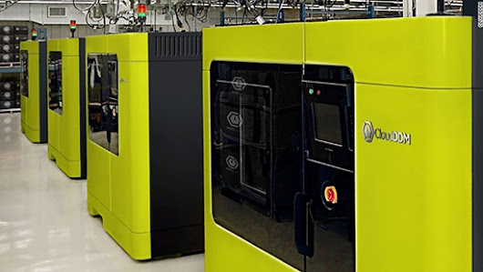 CloudDDM Streamlines 3D Printing With Hub in UPS' Supply Chain Solutions Campus - Steel, Aluminum, Copper, Stainless, Rare Earth, Metal Prices, Forecasting | MetalMiner