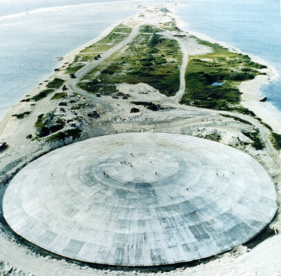 Cactus Dome – Marshall Islands - Atlas Obscura