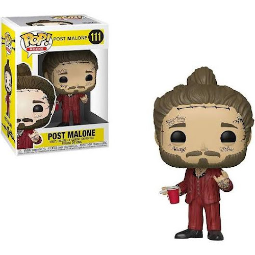 Funko - Pop! Rocks Post Malone