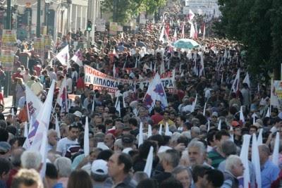 Grécia: Greve geral contra mais um pacote de austeridade