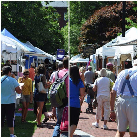 Hyannis Summer Arts and Craft Festival – Castleberry Fairs & Festivals