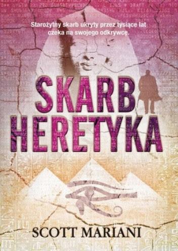 Skarb heretyka - Scott Mariani