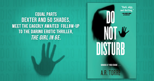 **Review with Giveaways** DO NOT DISTURB (Deanna Madden #2) by A.R. Torre ( @ReadAlessandra )