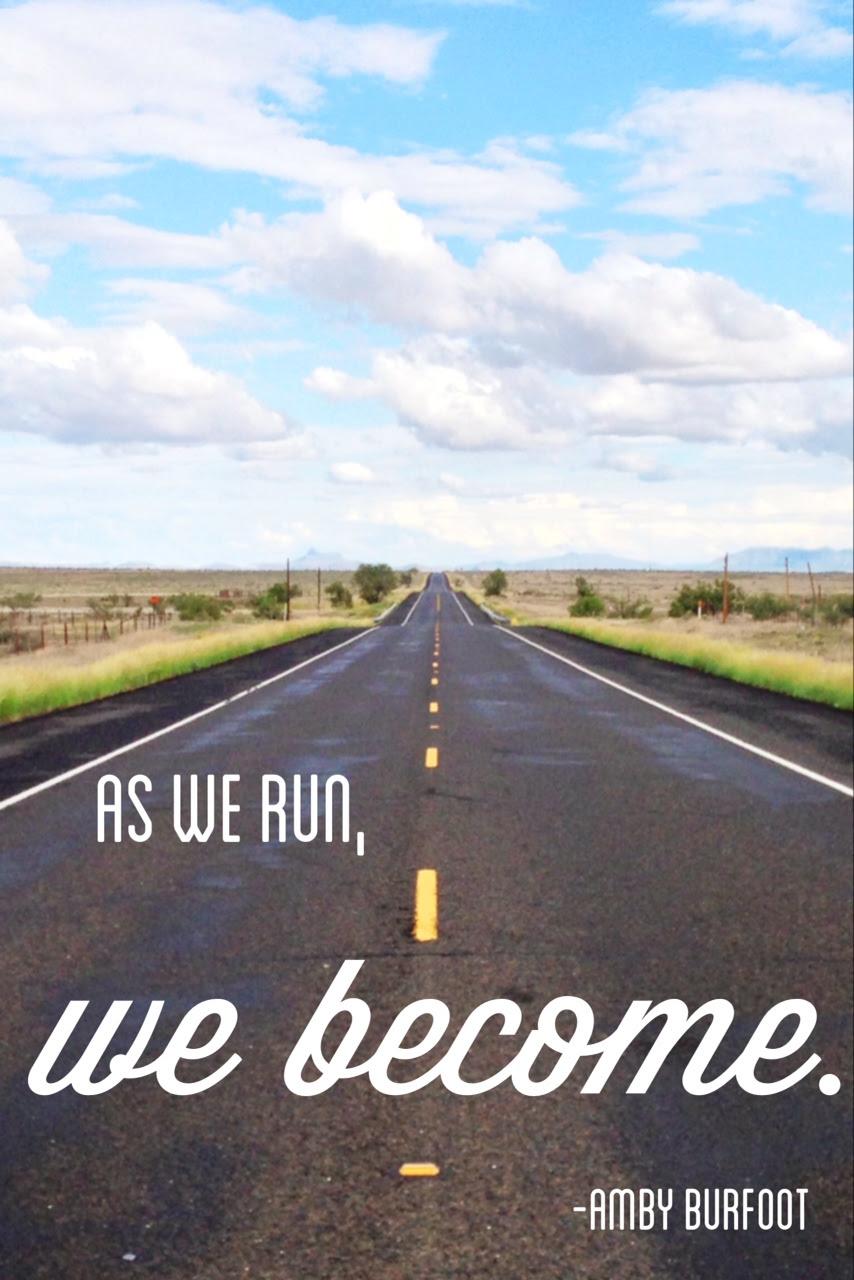 Motivational Quotes For Marathon Running. QuotesGram