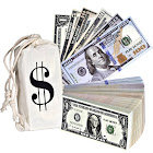 Pretend Dollar Bills - Realistic Double-Sided Money Stack - That Looks Real, 50 of Each Amount - in Play Money - 3