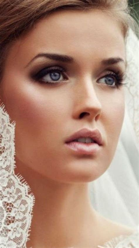 17 Best ideas about Wedding Day Makeup on Pinterest   Day