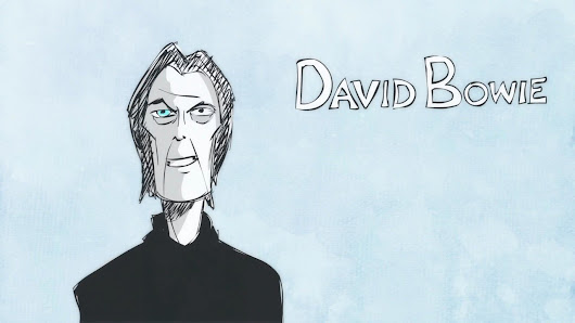 David Bowie Opens Up About His Alter Ego 'Ziggy Stardust' In a 1998 Interview Animated By PBS