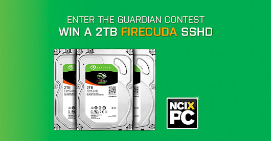NCIX PC Guardian PC Contest 3 - Tireless Durability