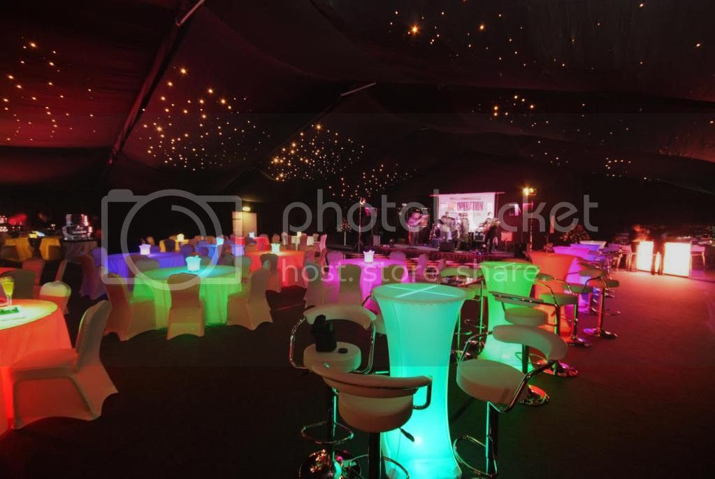 led banquet tables in a ballroom3