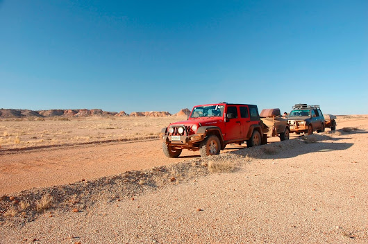 Adventure vehicles, 4WD and the open road - Simply Smarter Blog
