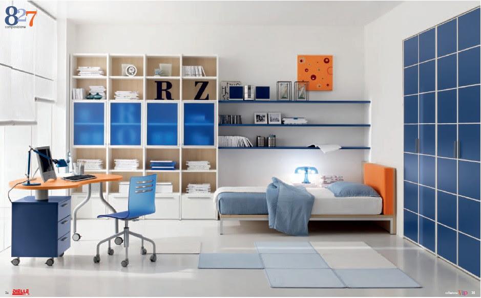 Room with minimal furniture
