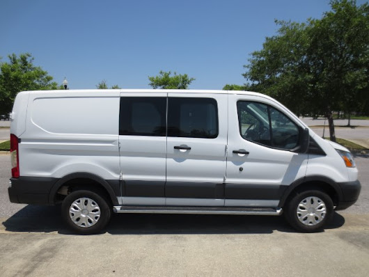 Used 2015 Ford Transit 250 Van Low Roof 60/40 Pass.130-in. WB for Sale in Pensacola FL 32502 Bill Haven Cars Inc