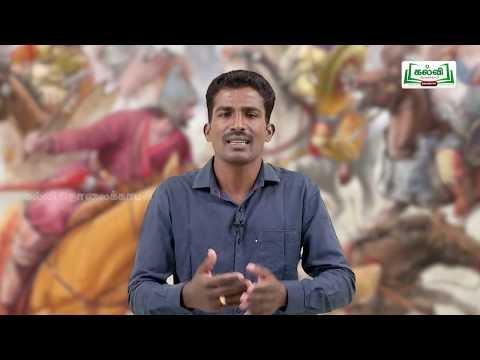 10 சமூக அறிவியல் வரலாறு அலகு 7 காலனிய எதிர்ப்பு மற்றும் தேசியத்தின் தோற்றம் Kalvi TV
