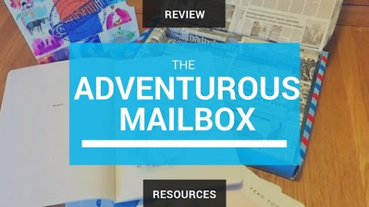 The Adventurous Mailbox: cultural adventures for kids