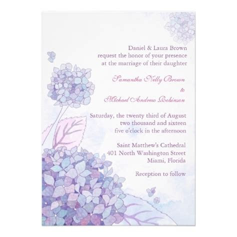 17 Best images about Floral Wedding Invitations Cheap on