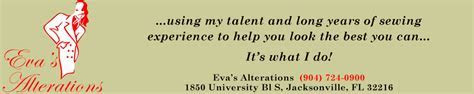 Eva's Alterations