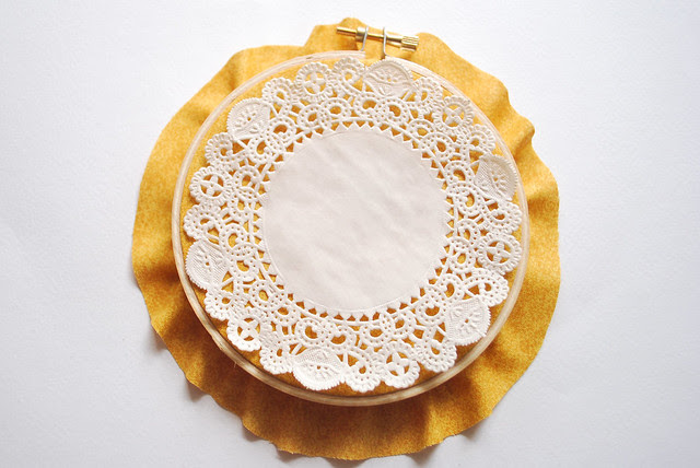 Coffee Doily