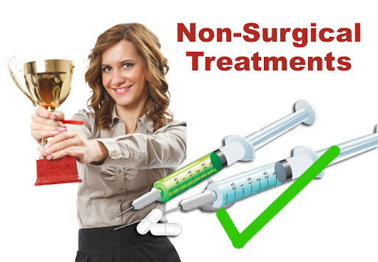 Why non-surgical options are the winning solution