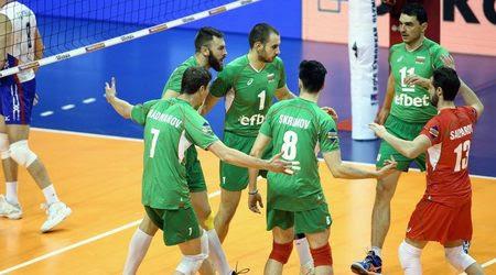 Волейболистите се простиха с надеждите за Рио след 0:3 от Русия
