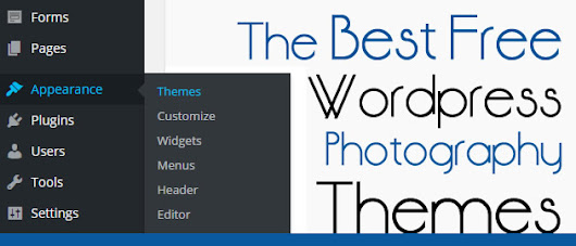The best free Wordpress photography themes (2016)