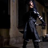 Black☆Rock Shooter, Cosplay, Pokemaru