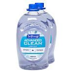 Colgate-Palmolive Softsoap Advanced Clean Hand Soap 80 fl. oz., 2-Pack