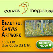 15% OFF - Canvas Lifestyle Coupon