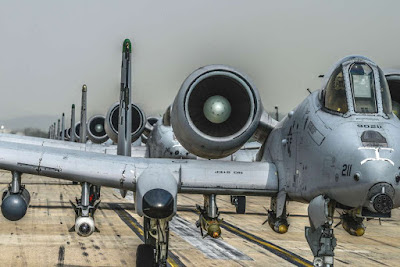 The U.S. Air Force Has Still Not Approved Plans To Replace The A-10