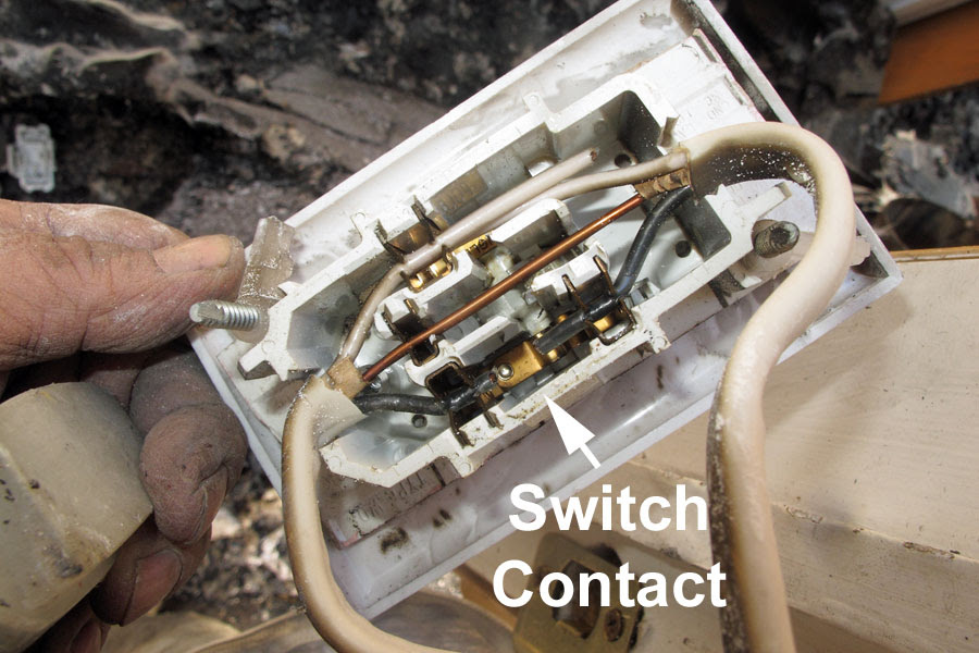 Mobile Home Light Switch Easy Home Decorating Ideas