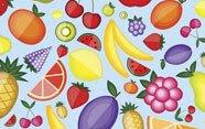 Frutas en lengua de signos