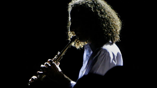 China Says Goodbye in the Key of G: Kenny G