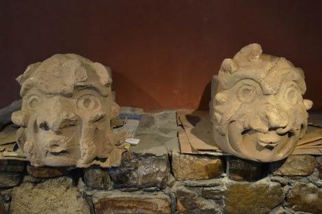 Imagen de las dos cabezas.| Efe