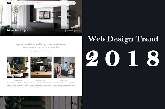 Web Design Trend That Will Dominate The New Year – Theme Wagon – Medium