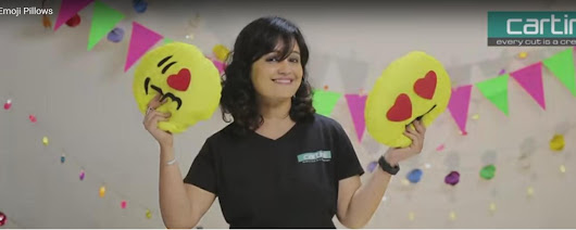 How to make emoji pillows: Video