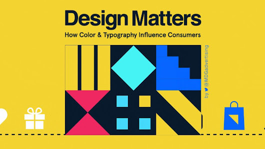 How to use colour and typography in marketing