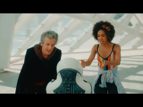 Trailer de nueva temporada del Doctor Who