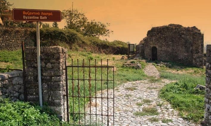 Θεσπρωτία: Επόμενη στάση των ενεργών πολιτών Παραμυθιάς, τα Βυζαντινά Λουτρά