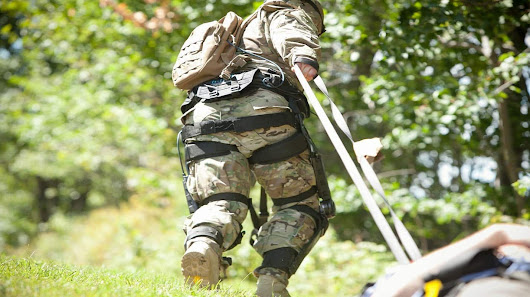 Understanding the Army Case for Exoskeletons