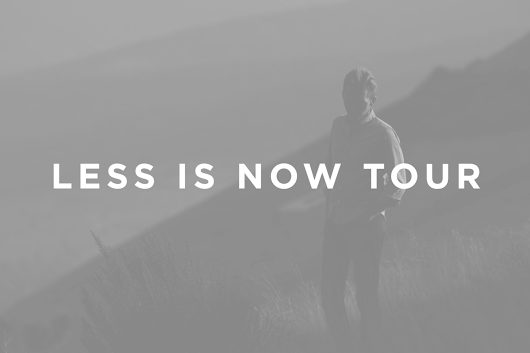 Official Trailer: Less Is Now Tour | The Minimalists