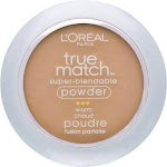 L'Oréal Paris True Match Super-Blendable Powder, Natural Beige, 0.33 oz. 1 Count