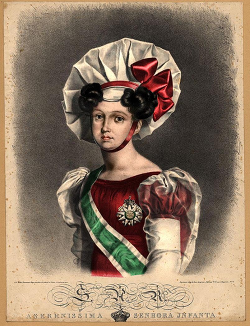 Ficheiro:Isabel Maria de Bragança, regente de Portugal.jpg