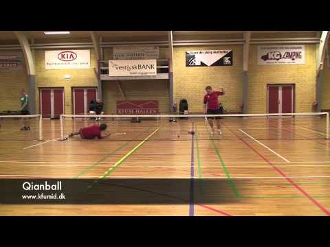 Qianball from Denmark - YouTube
