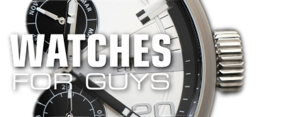 Giving Your Dad What He Deserves this Year for Father's Day | Watches For Guys