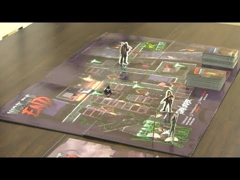 World's End - A Post-Apocalyptic Board Game by Stacy VanOrman